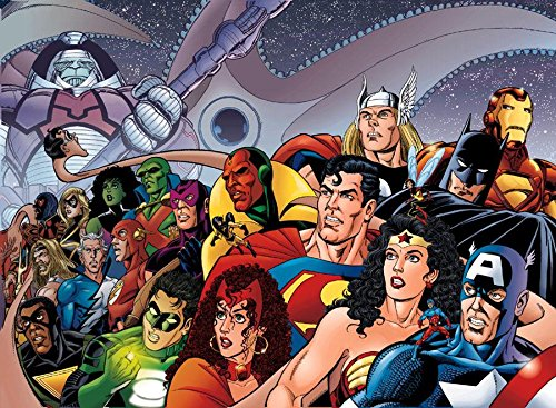 9789872075866: JLA/Avengers 1 of 4