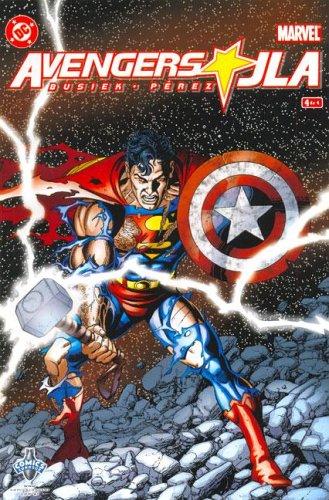 9789872075897: Avengers Jla - Libro 4 (Spanish Edition)