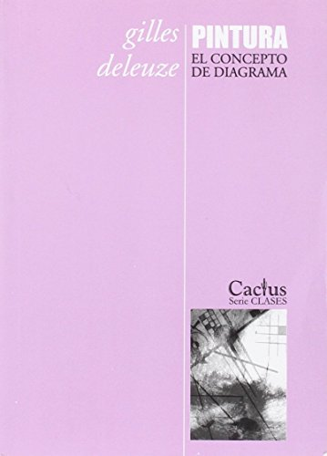 9789872100094: PINTURA EL CONCEPTO DE DIAGRAMA
