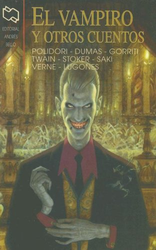 El Vampiro / The vampire: Y Otros: Jules Verne