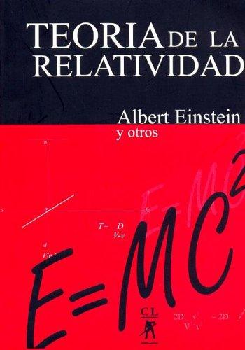 9789872138622: Teoria de La Relatividad (Spanish Edition)