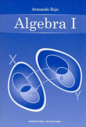 9789872144883: Algebra I (Spanish Edition)