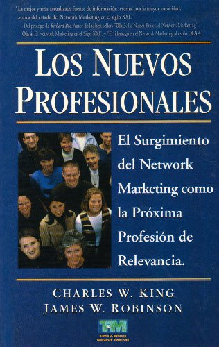 9789872149505: NUEVOS PROFESIONALES. EL SURGIMIENTO DEL NETWORK MARKETING