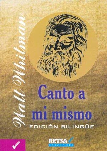 9789872174057: Canto a Mi Mismo - Edicion Bilingue (Spanish Edition)