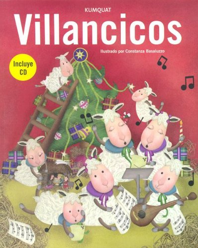 9789872179168: Villancicos - Incluye CD (Spanish Edition)