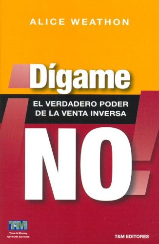 9789872190743: Digame No (Spanish Edition)