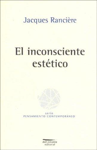 9789872195403: El Inconsciente Estetico (Spanish Edition)