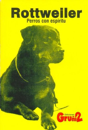 9789872197100: Rottweiler (Spanish Edition)