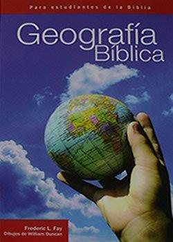 9789872256579: Geografia biblica para estudiantes de la Biblia