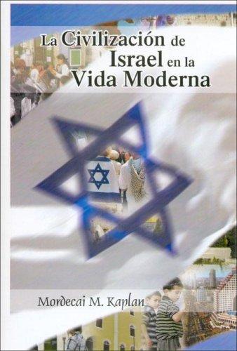 9789872267582: CIVILIZACION D/ISRAEL EN LA VIDA MOD