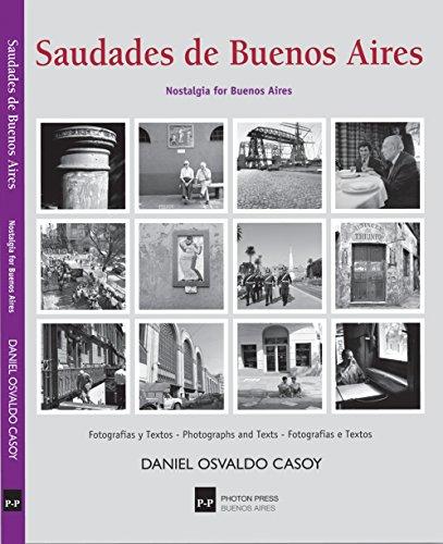 9789872286217: SAUDADES DE BUENOS AIRES - NOSTALGIA FOR BUENOS AIRES