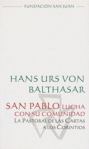 9789872323721: SAN PABLO LUCHA CON SU COMUNIDAD