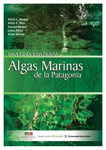 9789872354534: Algas Marinas de la Patagonia. Una guia ilustrada (Spanish Edition)