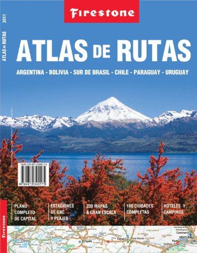 9789872395575: Argentina Atlas de Rutas Firestone 2011 (Spanish Edition)