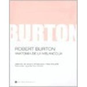 9788423906697: Anatomia de la melancolia - IberLibro - Robert Burton ...