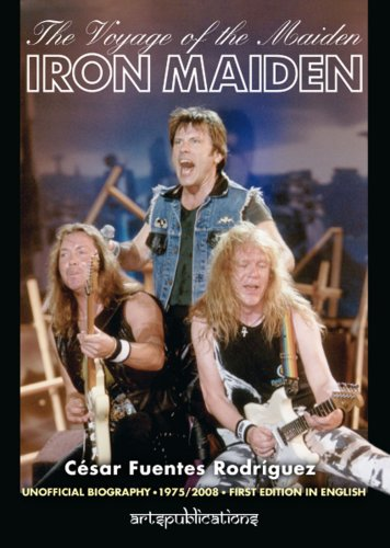 9789872410520: Iron Maiden: The Voyage Of The Maiden