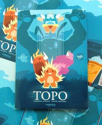 9789872467531: TOPO Comic