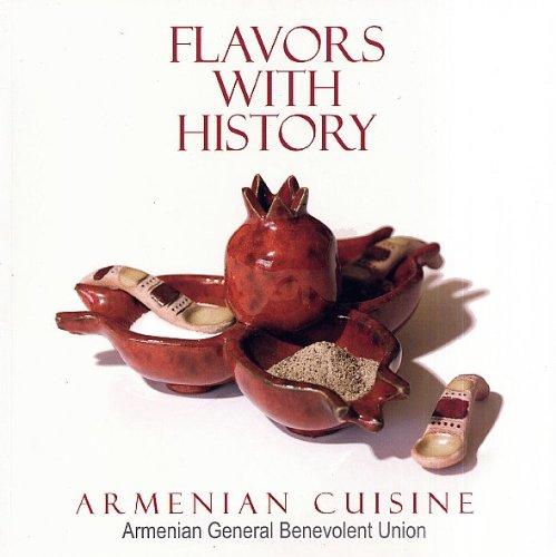 9789872471613: Flavors with History: Armenian Cuisine