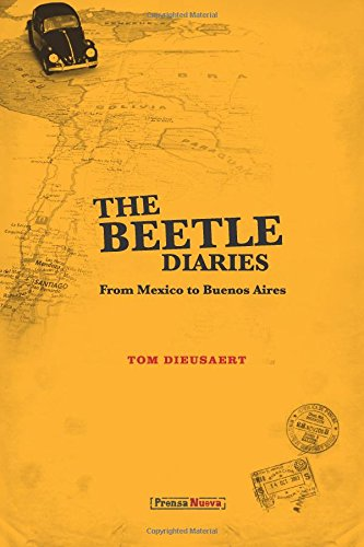 9789872484330: The Beetle Diaries: From Mexico to Buenos Aires