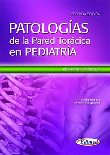 Patologías de la pared torácica en Pediatría.: Eduardo Acastello