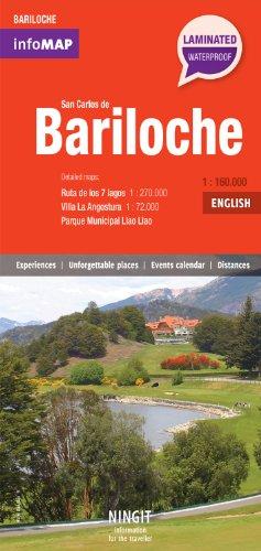 9789872616120: Bariloche Infomap in English