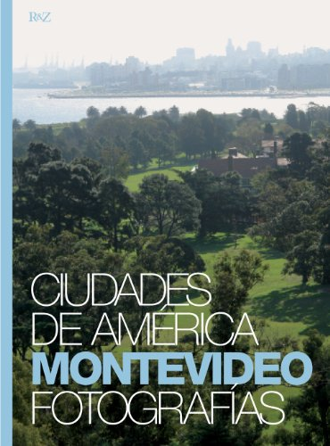 Montevideo, Uruguay (English and Spanish Edition): Facundo de Zuviria(photographer); Erica Roberts ...