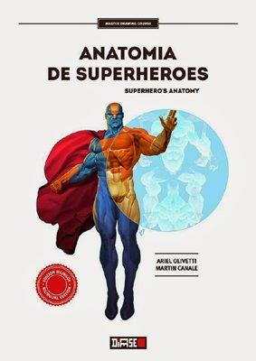 9789872799823: Anatomía de superhéroes
