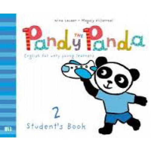 9789872853358: PANDY THE PANDA 2 - SB + STICKERS
