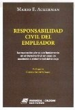 9789873005404: Responsabilidad civil del empleador