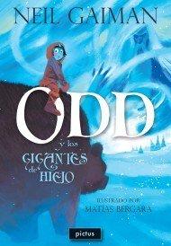 9789873684234: Odd Y Los Gigantes De Hielo (Ilustrado)