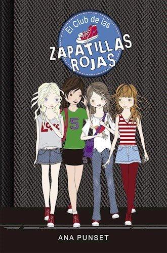 El Club De Las Zapatillas Rojas: ANA PUNSET