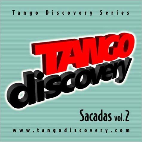 Tango Discovery Series, Sacadas Vol. 2: Mauricio Castro