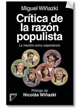 9789874588821: Crítica de la Razón Populista
