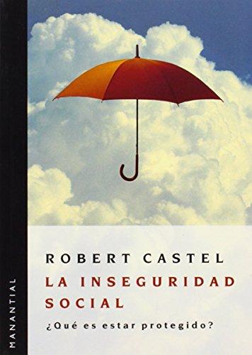 9789875000780: La Inseguridad Social (REFLEXIONES)