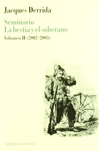 9789875001497: Seminario la bestia y el soberano vol. II