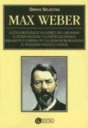 Max Weber: Obras Selectas (Spanish Edition) (9875021075) by Max Weber