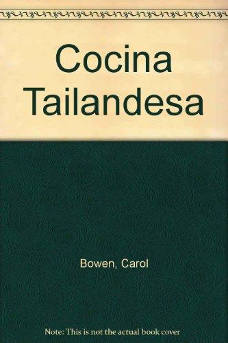9789875130050: Cocina Tailandesa (Spanish Edition)