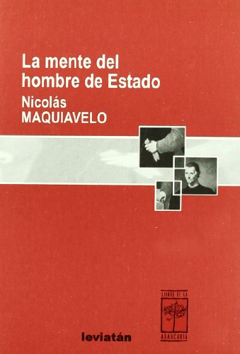 9789875140899: Mente Del Hombre De Estado