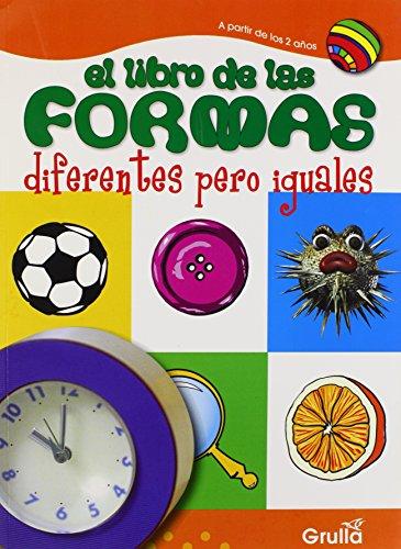 El libro de las formas diferentes pero: Gogni, Luciana B.