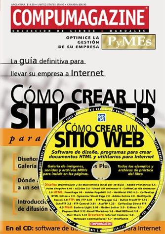 9789875260269: Como crear un Sitio WEB para PyMEs (SMEs) con CD-ROM (en Espanol / Spanish)