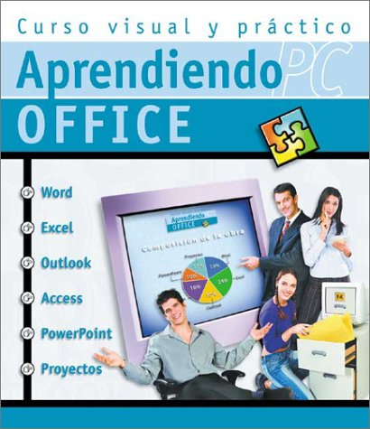 9789875260801: Aprendiendo PC Office, Curso Visual y Practico de Microsoft Office con 6 CD-ROMs: Aprendiendo PC, en Espanol / Spanish