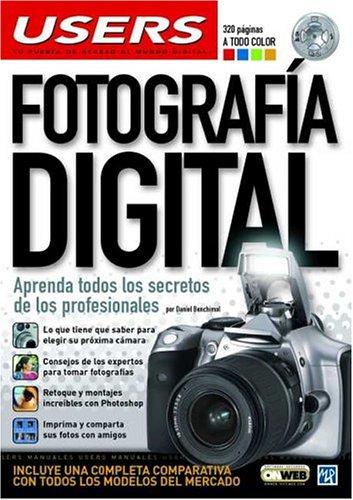9789875262218: Fotografia Digital a Todo Color: Manuales Users, en Español / Spanish (Spanish Edition)