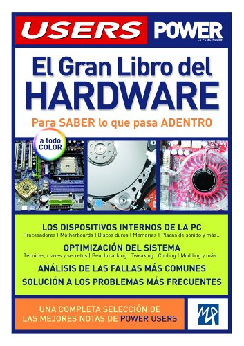 9789875263338: El Gran Libro del Hardware: Espanol, Manual Users, Manuales Users (Spanish Edition)