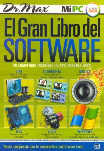 9789875263857: EL GRAN LIBRO DEL SOFTWARE (Spanish Edition)