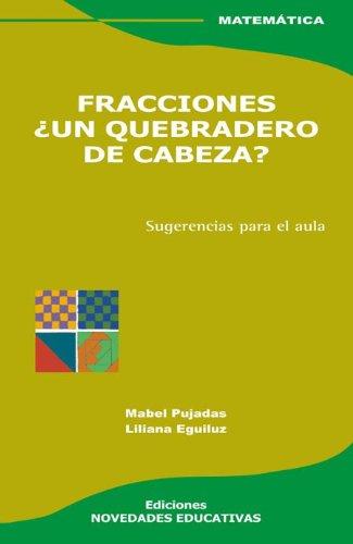 9789875380189: Fracciones Un Quebradero de Cabeza? (Spanish Edition)