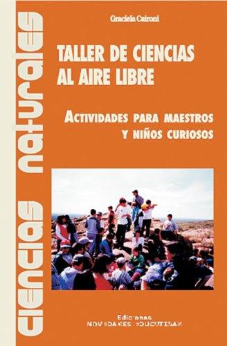 9789875380240: Taller de Ciencias Al Aire Libre (Spanish Edition)