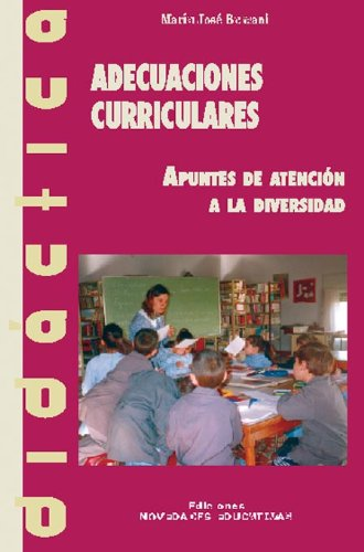 9789875380301: Adecuaciones Curriculares (Spanish Edition)