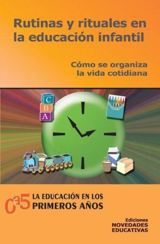 9789875380790: Rutinas y rituales en la educación infantil (52)