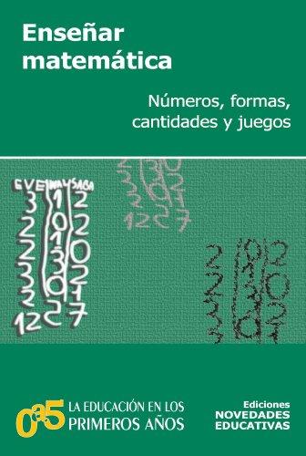 9789875380974: Ensenar Matematica