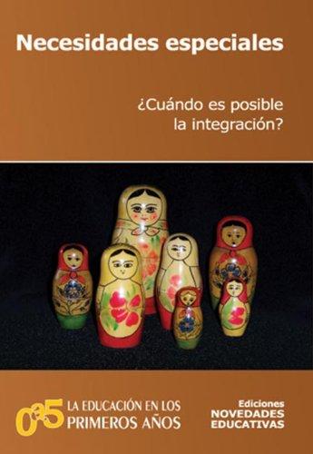 9789875381001: Necesidades Especiales (Spanish Edition)